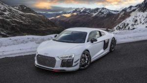 Фотосессия спорткара Audi R8 V10 Plus от Auditography