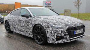 Будущий Audi RS7 Sportback