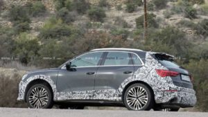 Новые фото Audi RS Q3