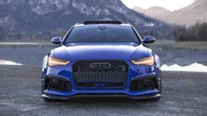 ABT сделали мощнейшую модификацию Audi RS6 Avant