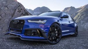 ABT Sportsline GmbH представили Audi RS6+ Avant Performance Nogaro Edition