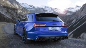 Audi RS6+ Avant Performance Nogaro Edition с двигателем 725 л. с.