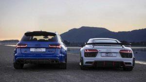Ауди RS6+ Avant Performance Nogaro Edition с двигателем 725 л. с.