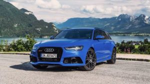 RS6 Avant Performance Nogaro Edition
