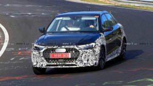 Тестирование Audi A1 Allroad