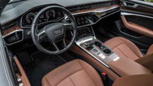 Необычный формат тест-драйва Audi A6 2019