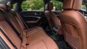Нестандартный тест-драйв Audi A6 2019