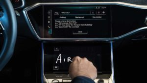 Нестандартный тест-драйв Ауди A6 2019