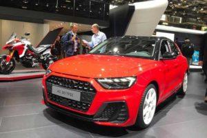 Стали известны цены на новый Audi A1 Sportback 2018