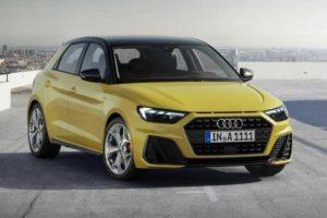 Новое поколение Audi A1 Sportback