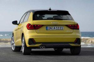 Новое поколение Ауди A1 Sportback