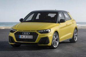 Цены и спецификации Audi A1 Sportback