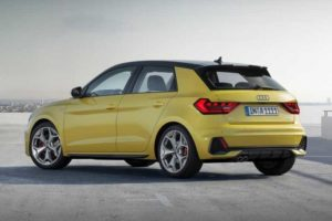 Цены и спецификации A1 Sportback