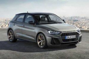 Ауди объявили цены на A1 Sportback