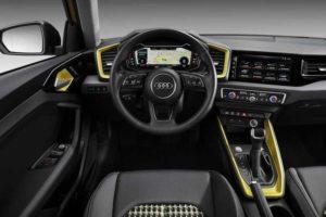 Стали известны цены Ауди A1 Sportback в Великобритании