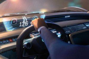 Концепт Audi RSQ e-tron