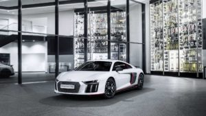 Audi R8 Coupe V10 plus: «selection 24h»
