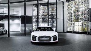 Спецсерия Audi R8