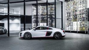 Специальная серия Audi R8 Coupe V10