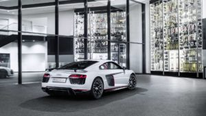 Спецсерия Audi R8 «selection 24h»