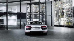 Специальная серия Audi R8 «selection 24h»