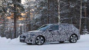 Фотошпионы засняли Audi S3 2020
