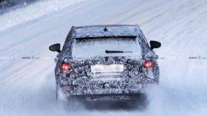 Фотошпионы засняли будущее поколение Audi S3 2020