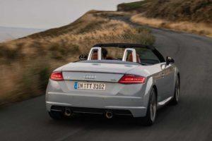 Юбилейный выпуск Audi TT