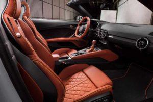Юбилейная модель Audi TT