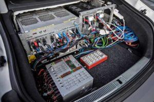 Крупные вложения Audi в электронику автомобилей