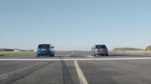 Range Rover Sport SVR и Audi SQ7