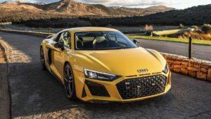 Автомобиль Ауди R8 V10 Performance 2019