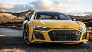 Спорткар Audi R8 V10 Performance 2019