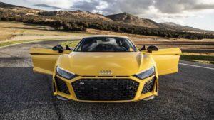 Обновленный Audi R8 V10 Performance 2019