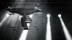 Audi успешно протестировали летающее такси