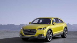 Audi Q4 будет выделяться среди прочих кроссоверов