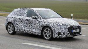 Новое поколение Audi A3