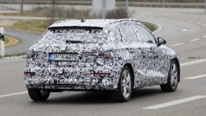 Будущее поколение Audi A3