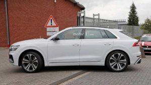 Новый Audi SQ8