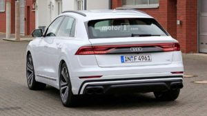 Кроссовер Audi SQ8