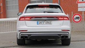 Кросс-купе Ауди SQ8