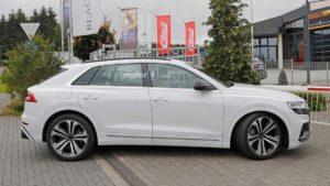 Будущий кроссовер Audi SQ8