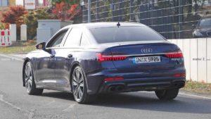 Новый Audi S6
