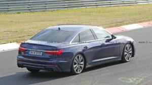 Будущий Audi S6