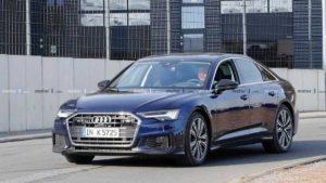 Новое поколение Audi S6