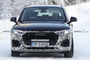 Появились фотографии Audi Q5 2021