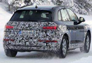 Будущий Audi Q5 2021