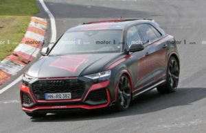 Среди новинок в Лос-Анджелесе будут Audi RS Q8 и RS5 Panther Edition