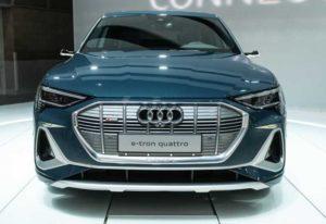 В Лос-Анджелесе представили Audi E-Tron Sportback