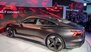 Дебют Audi E-Tron GT намечен на 2020 год